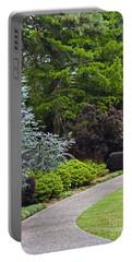A Garden Walk Portable Battery Charger