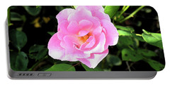 A Gentle Rose Portable Battery Charger