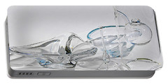 A Glass Menagerie Portable Battery Charger