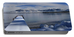 Portable Battery Charger featuring the photograph A Heavenly View by Sean Sarsfield