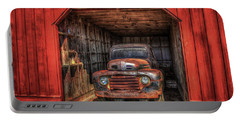 A Hiding Place 1949 Ford Pickup Truck Portable Battery Charger