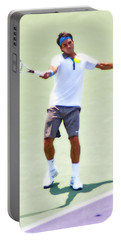 A Hug From Roger Portable Battery Charger