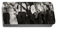 A Jazz Wedding In New Orleans Portable Battery Charger