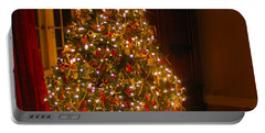 A Jewel Of A Christmas Tree Portable Battery Charger