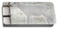 A Little Lamb Portable Battery Charger
