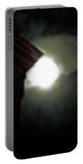 A Lorraine Cornice Moon Portable Battery Charger