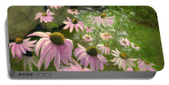 A Lovely Garden Portable Battery Charger
