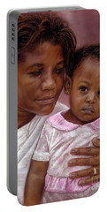 A Mother's Love Portable Battery Charger