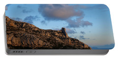 A Mountain With A View Portable Battery Charger