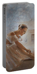 A New Day Ballerina Dance Portable Battery Charger
