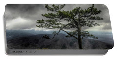 A Passing Storm Portable Battery Charger