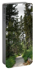 A Path Through The Trees Portable Battery Charger