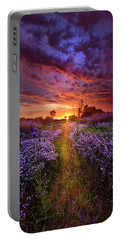 A Peaceful Proposition Portable Battery Charger by Phil Koch