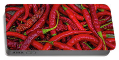 A Peck Of Unpickled Peppers Portable Battery Charger