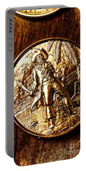 A Pirates Treasure Portable Battery Charger