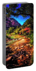 A Pleasant Place ... Portable Battery Charger