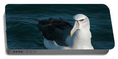 A Portrait Of An Albatross Portable Battery Charger