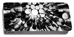 A Question Of Perspective 2 Sibelius Monument Portable Battery Charger
