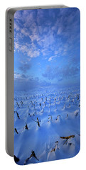 Portable Battery Charger featuring the photograph A Quiet Light Purely Seen by Phil Koch