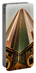 A Really Tall Building Portable Battery Charger