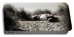 A Resting Place On The Dune Portable Battery Charger