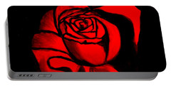 A Rose For Delilah  Portable Battery Charger