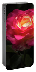A Rose For Love Portable Battery Charger