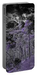 A Season Of Lilac Portable Battery Charger