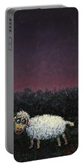 A Sheep In The Dark Portable Battery Charger