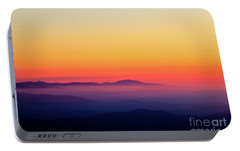Portable Battery Charger featuring the photograph A Simple Sunrise by Douglas Stucky