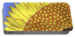 A Slice Of Sunflower Portable Battery Charger
