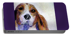 A Soulful Hound Portable Battery Charger