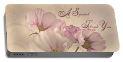 A Special Thank You - Card Portable Battery Charger