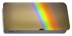 A Spectrum Of Nebraska 002 Portable Battery Charger