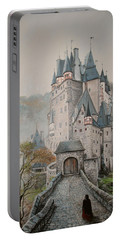 A Story At Eltz Castle Portable Battery Charger