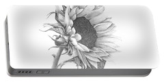 A Sunflowers Beauty Portable Battery Charger