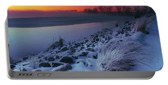 A Sunrise Cold Portable Battery Charger