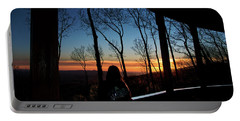 A Sunset View Portable Battery Charger