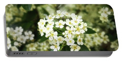 A Thousand Blossoms 3x2 Portable Battery Charger