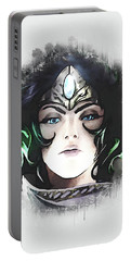 A Tribute To Sivir Portable Battery Charger
