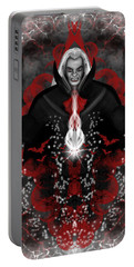 A Vampire Quest Fantasy Art Portable Battery Charger