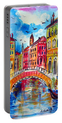 A Venetian Bridge  Portable Battery Charger