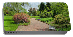 A Walk In The Gardens Portable Battery Charger