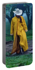 A Walk In The Rain Portable Battery Charger