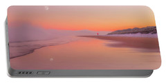 Portable Battery Charger featuring the photograph A Winters Morning by Roy McPeak
