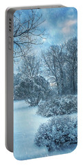 A Winters Tale Portable Battery Charger