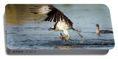 Walking On Water Portable Battery Charger