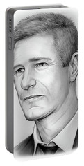 Aaron Eckhart Portable Battery Charger