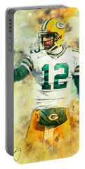 Aaron Rodgers Portable Battery Charger