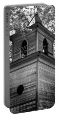 Abandoned Church Steeple Portable Battery Charger